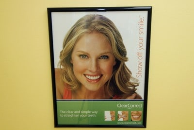 UplandDental-ClearCorrectPoster